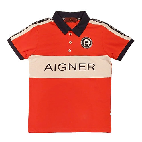 53117/968 AIGNER KIDS BOYS POLO SHIRT