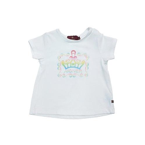 54716/001 AIGNER BABY GIRLS T-SHIRT