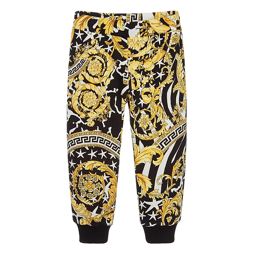 YD000099/YA743 VERSACE BOYS TROUSERS
