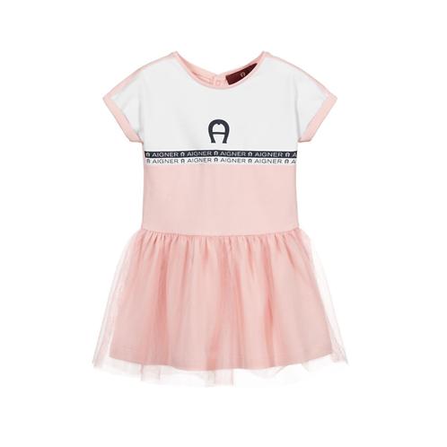 54237/824 AIGNER BABY GIRL DRESS