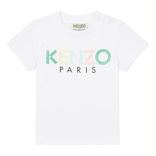 KQ10617/01 KENZO BABY BOYS TEE SHIRT