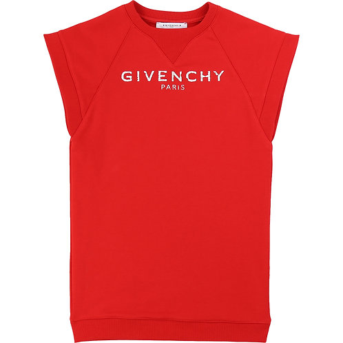 H12110/991 GIVENCHY SHORT SLEEVED DRESS
