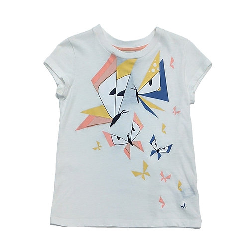 JFI066/F0QA0 FENDI KIDS T-SHIRT