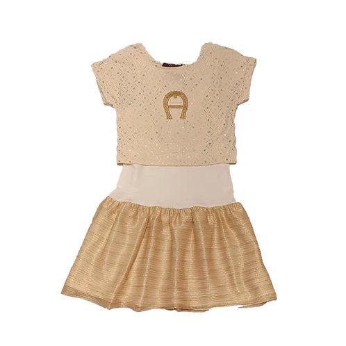 52149/104 AIGNER KIDS GIRLS DRESS