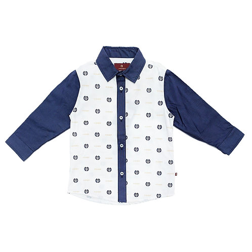 55826/001 AIGNER BABY BOYS SHIRT