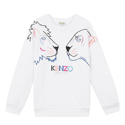 KQ15158/01 KENZO KIDS GIRLS SWEATER