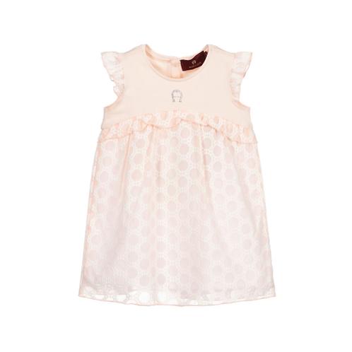 54206/851 AIGNER BABY GIRLS DRESS