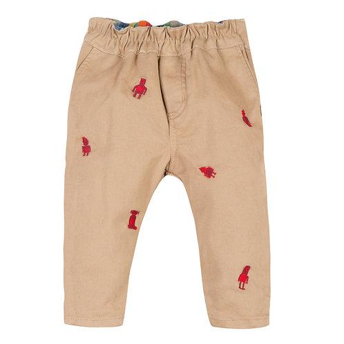 5M22501/610 PAUL SMITH BABY BOYS LONG PANTS
