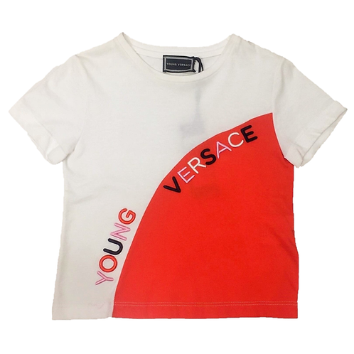 YVFTS237/Y3966 VERSACE GIRLS T-SHIRT
