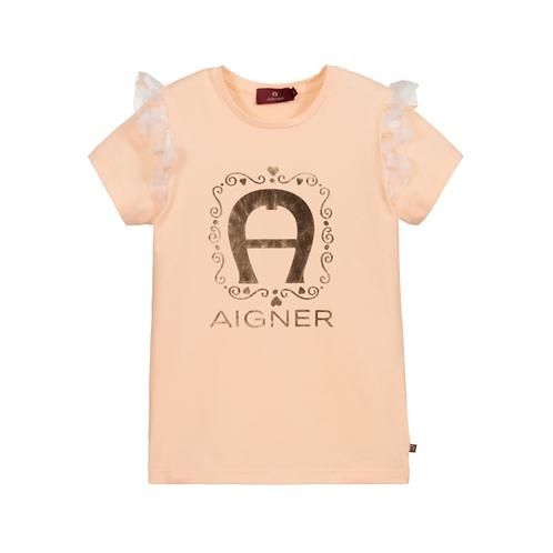 52211/436 AIGNER KIDS GIRLS T-SHIRT