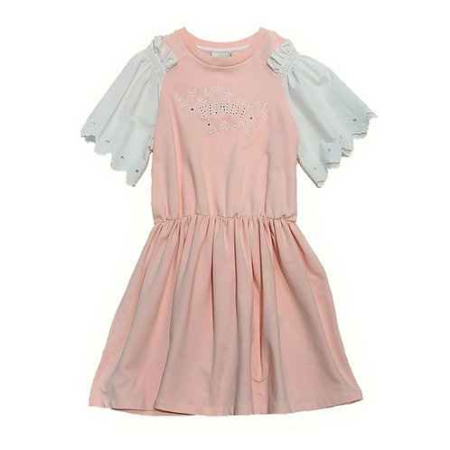 JFBI70/F0UJ2 FENDI KIDS DRESSES