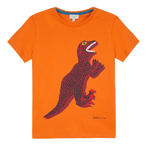 5P10532/750 PAUL SMITH JUNIOR BOYS TEE-SHIRT
