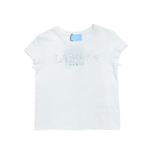 4I8551IB/008 LANVIN GIRLS T-SHIRT