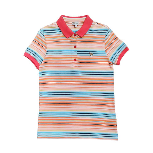 5J11002/92 PAUL SMITH KIDS GIRLS POLO SHIRTS