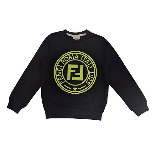 JMH100/F0RX2  FENDI KIDS SWEATSHIRT