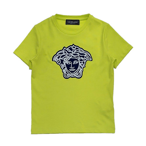 YD000264/A1530 VERSACE BOYS SHORT SLEEVE T SHIRT