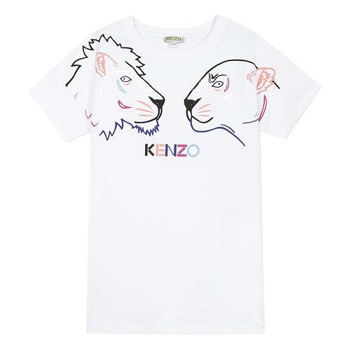 KQ30248/01 KENZO KIDS GIRLS DRESS