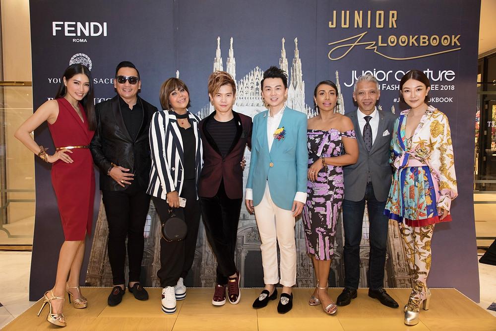 Ms. Amber Chia, Dato A. C. Mizal, Datin Emylia, Mr. Matthew Benjamin Yoon, Mr. Brian John Yim, Ms. Ning Baizura, Mr. Bon Zainal and Ms. Chris Tong Bingyu