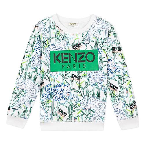 KQ15598/01 KENZO KIDS BOYS SWEATER