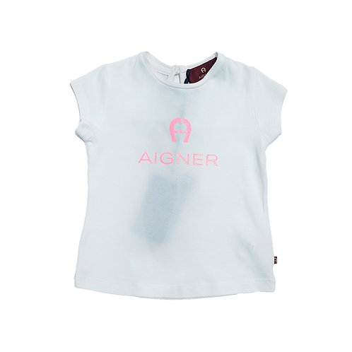 54709/810 AIGNER BABY GIRLS T-SHIRT