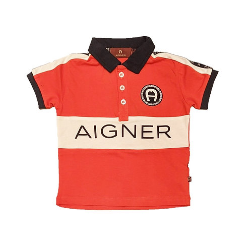 55112/968 AIGNER BABY BOYS POLO SHIRT