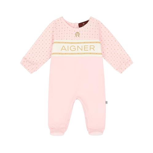 57201/808 AIGNER BABY ROMPER GIRLS