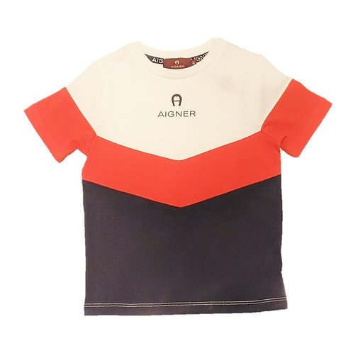 53109/968 AIGNER KIDS BOYS T-SHIRT