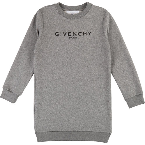 H12092/A47 GIVENCHY LONG SLEEVE DRESS
