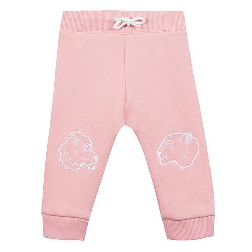 KM23017/33 KENZO BABY GIRLS LONG PANTS