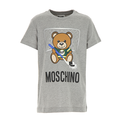 LAA10/60901 MOSCHINO BOYS T-SHIRT