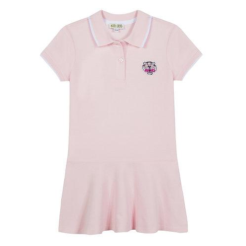 KN30178/32P KENZO KIDS GIRLS DRESS