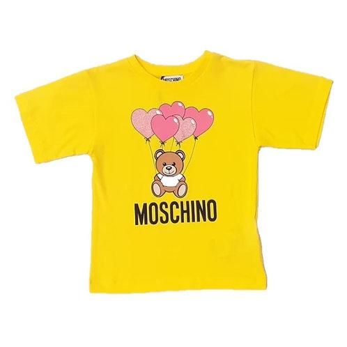 LBA00/51633 MOSCHINO GIRLS T-SHIRT