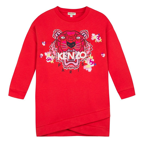 KP30258/38 KENZO KIDS GIRLS DRESS