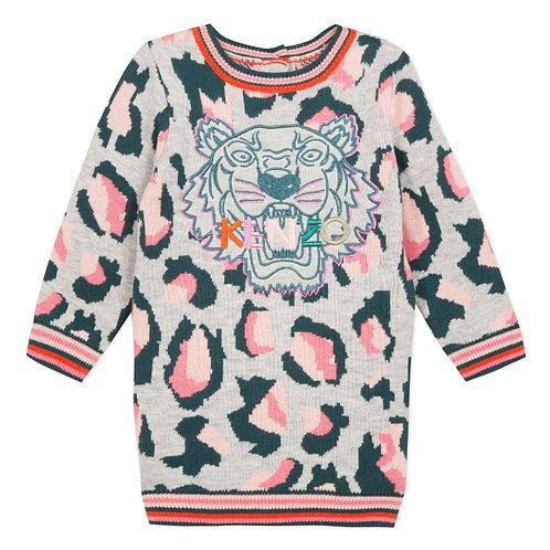 KP30028/25 KENZO BABY GIRLS DRESS
