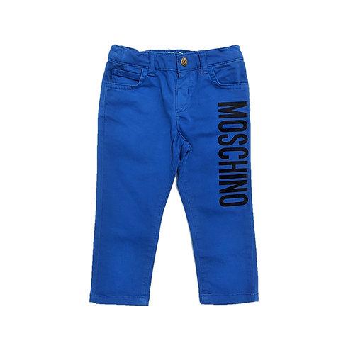 LRC01/40931 MOSCHINO BABY UNISEX PANTS