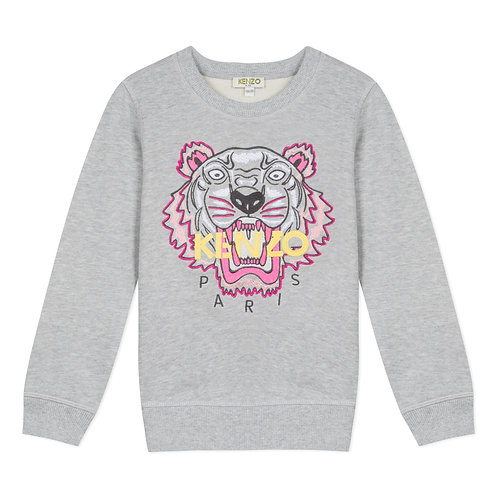 KP15178/25P KENZO KIDS GIRLS SWEAT SHIRT