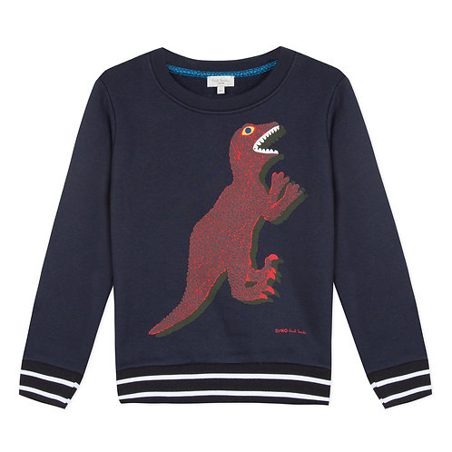 5P15502/492 PAUL SMITH JUNIOR BOYS SWEAT SHIRT