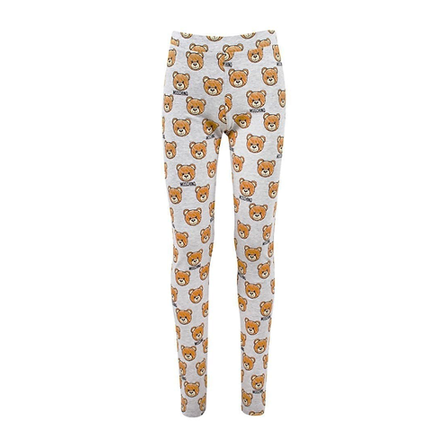 LBB12/84008 MOSCHINO GIRLS LEGGINGS