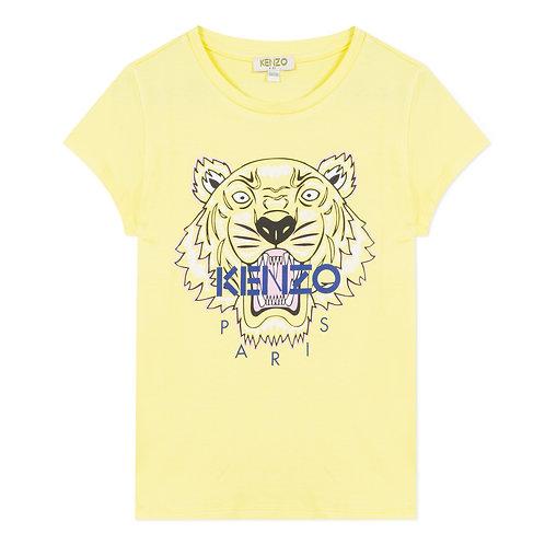 KQ10198/07 KENZO KIDS GIRLS TEE SHIRT