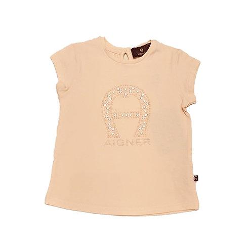 54103/851 AIGNER BABY GIRLS T-SHIRT