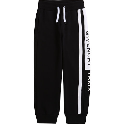 H24075/09B GIVENCHY TRACK-SUIT PANTS