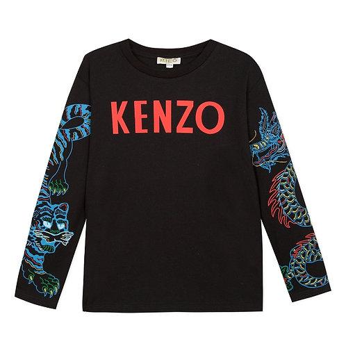 KP10568/02 KENZO KIDS TEE-SHIRT
