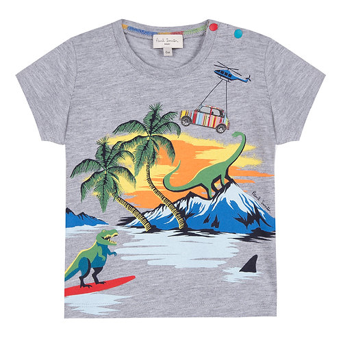 5N10651/240 PAUL SMITH BABY T-SHIRTS