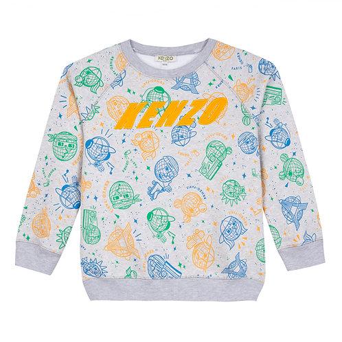 KM15658/23 KENZO KIDS BOYS SWEATSHIRT