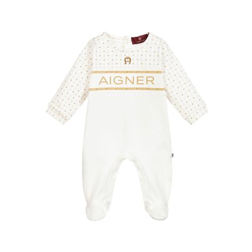 57201/012 AIGNER BABY ROMPER UNISEX