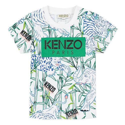 KQ10588/01 KENZO BABY BOYS TEE SHIRT