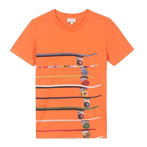 5L10712/761 PAUL SMITH KIDS BOYS T-SHIRT