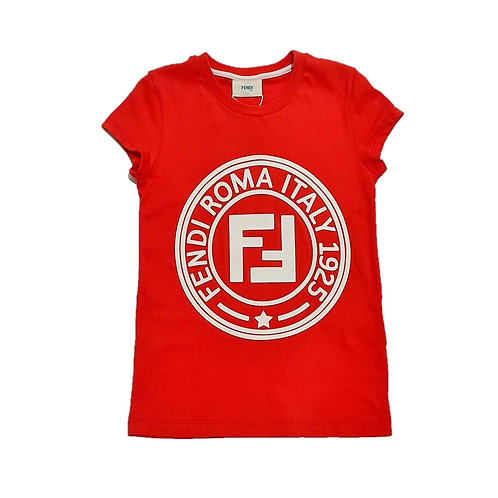JF1151/F0QC9 FENDI KIDS T-SHIRT