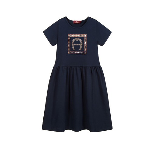 52223/776 AIGNER KIDS GIRLS DRESS