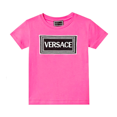 YVFTS295/Y4964 VERSACE GIRLS T-SHIRT
